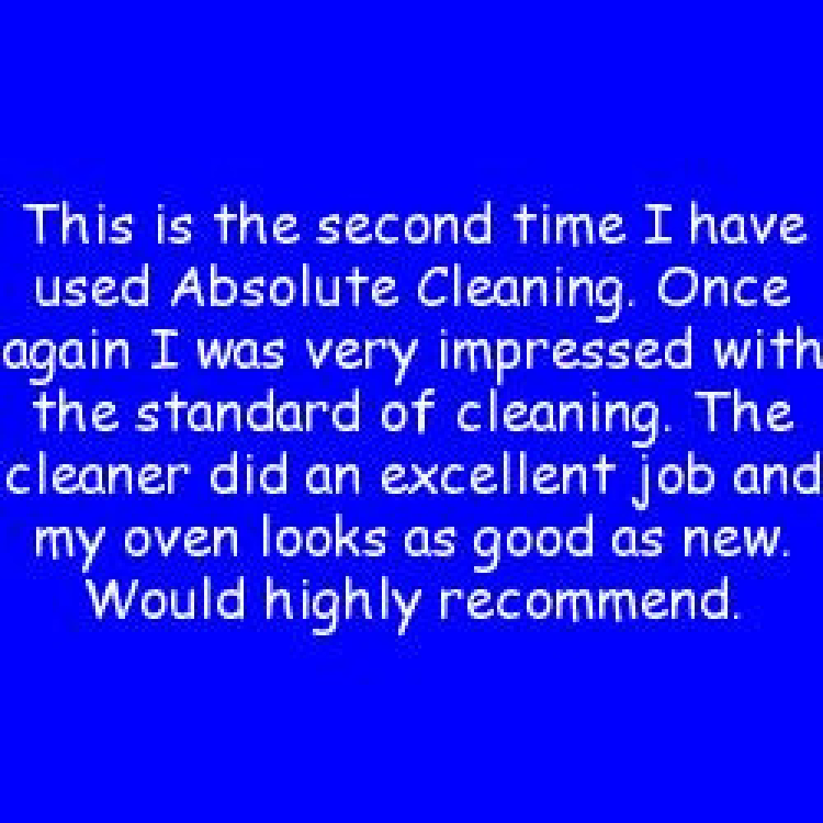 ovencleaningstalbans